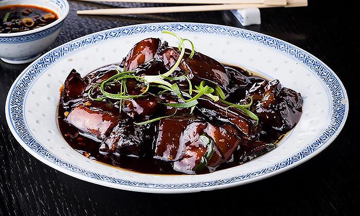5 ארוחה במסעדת פת קואה הסינית של אהרוני, הרצליה פיתוח