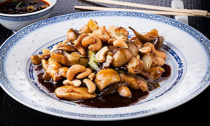 8 ארוחה במסעדת פת קואה הסינית של אהרוני, הרצליה פיתוח