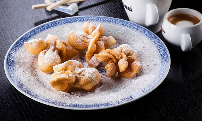 9 ארוחה במסעדת פת קואה הסינית של אהרוני, הרצליה פיתוח