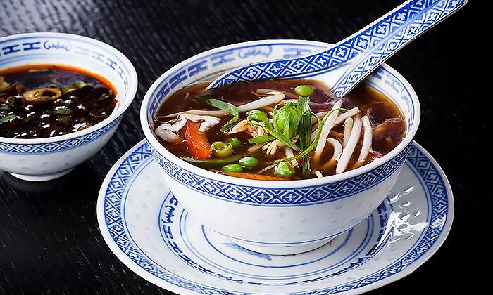 6 ארוחה במסעדת פת קואה הסינית של אהרוני, הרצליה פיתוח