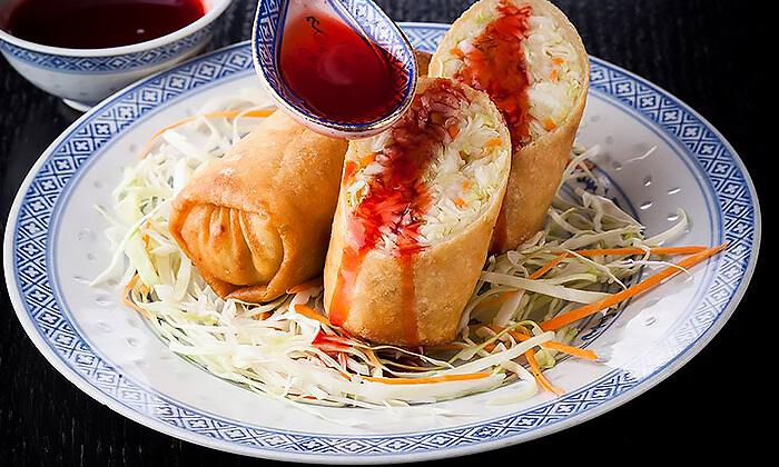 3 ארוחה במסעדת פת קואה הסינית של אהרוני, הרצליה פיתוח