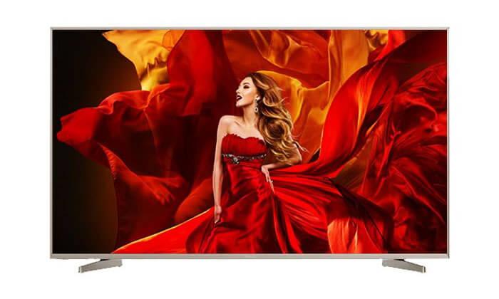 2 טלוויזיה SMART LED TV 4K HISENSE, מסך 75 אינץ' - משלוח חינם!