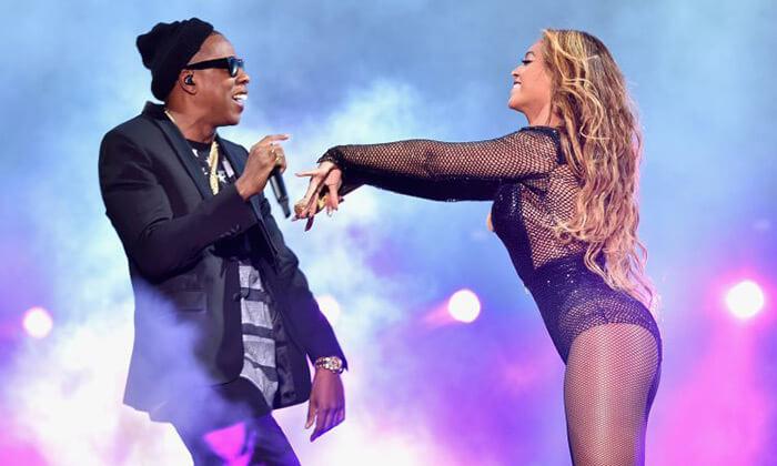 2 כרטיס למופע המשותף של הזוג המלכותי הלוהט Beyonce & Jay-Z בוורשה