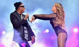 הופעה של Beyonce & Jay-Z בורשה