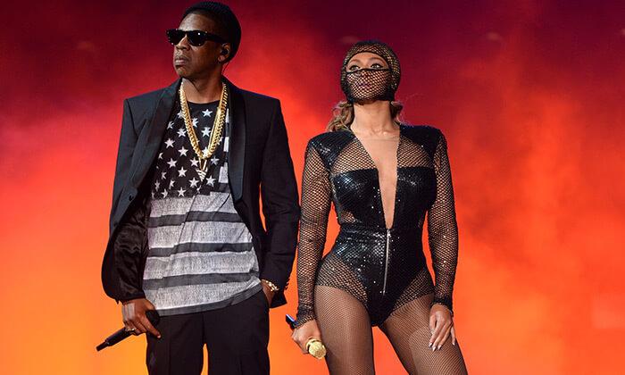 3 כרטיס למופע המשותף של הזוג המלכותי הלוהט Beyonce & Jay-Z בוורשה