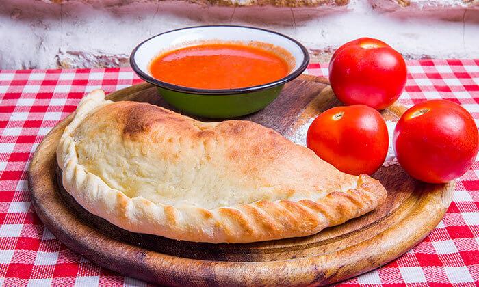 6 ארוחה זוגית במסעדת SOUPIZZA הכשרה, יהודה הלוי תל אביב