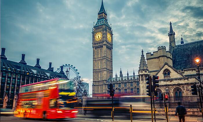 10 טיול משפחות מאורגן ביולי-אוגוסט ללונדון ופריז, כולל דיסנילנד