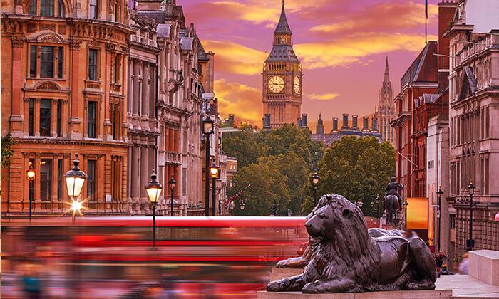 11 טיול משפחות מאורגן ביולי-אוגוסט ללונדון ופריז, כולל דיסנילנד
