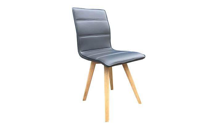 6 כיסא מרופד לפינת אוכל KALINA