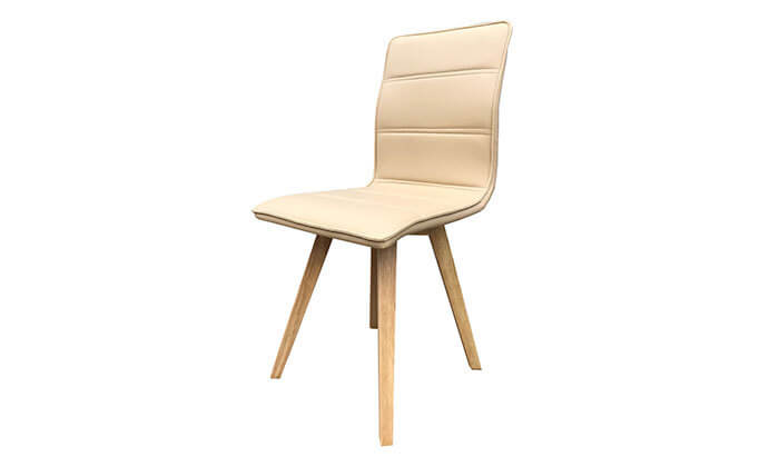 8 כיסא מרופד לפינת אוכל KALINA
