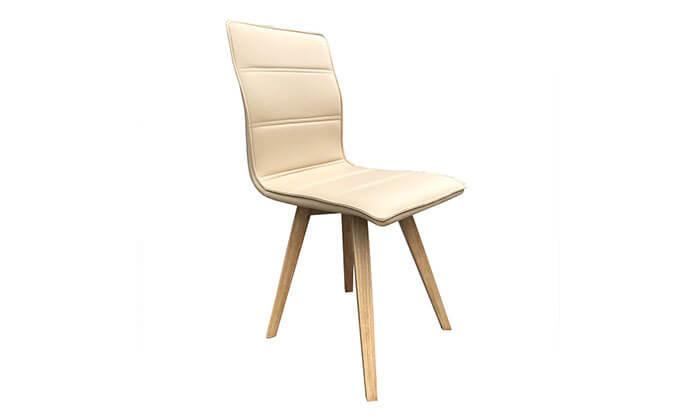 10 כיסא מרופד לפינת אוכל KALINA