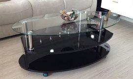 שולחן סלון על גלגלים BRADEX