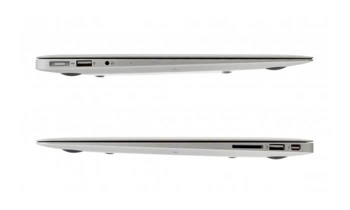 6 מחשב נייד אפל Apple עם מסך 13.3 אינץ'