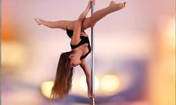 שיעור ריקוד בסטודיו לייזר דאנס