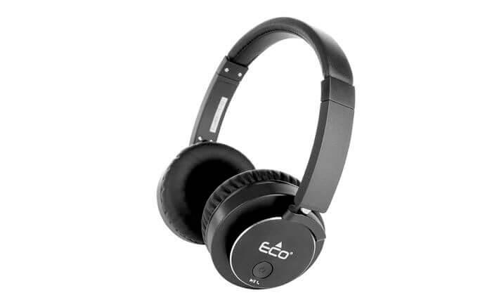 8 אוזניות אלחוטיות Eco800