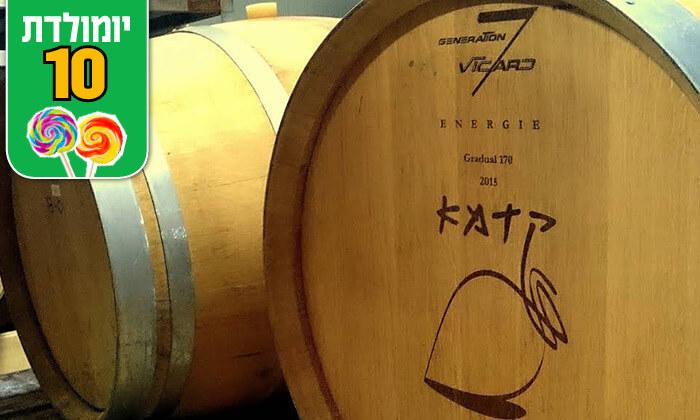 """12 חופשה, יין וספא: מוצ""""ש במלון יערים, כולל ביקור ביקב"""