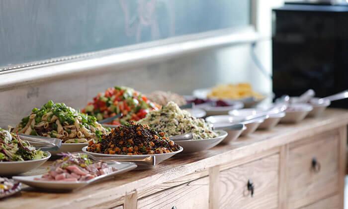 4 מלון בוטיק וילה כרמל בחיפה - יום כיף וארוחת בוקר