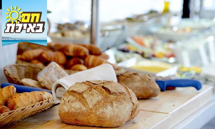 5 עיסוי וארוחת בוקר בספא סוליי בוטיק, אילת