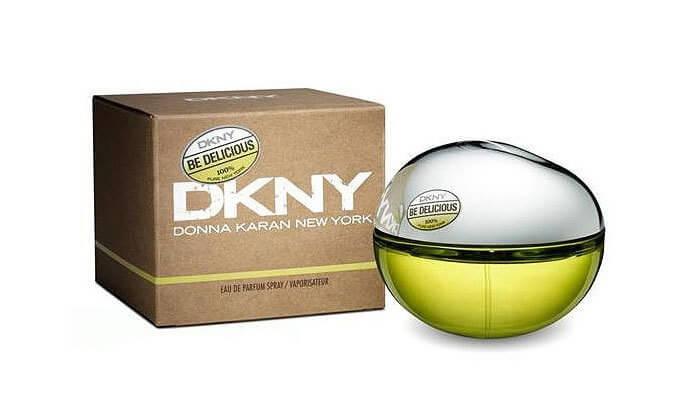 2 בושם לאישה DKNY Be Delicious דונה קארן