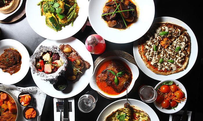 5 ארוחה זוגית בשרית במסעדת בולמוס- גריל בר ישראלית כשרה ,אזור תעשייה תנובות