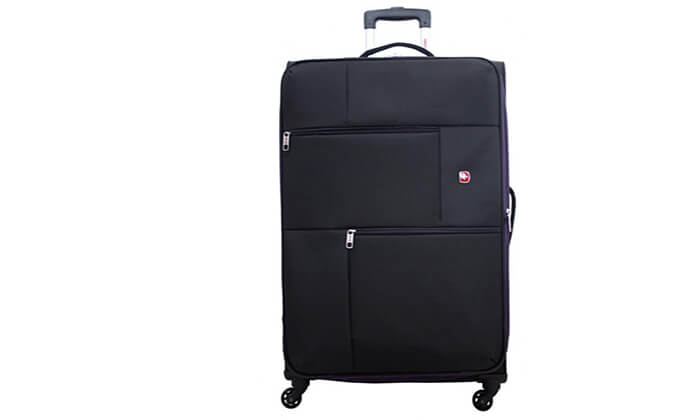 7 מזוודה משפחתיתSWISS LITE בגודל 32 אינץ'
