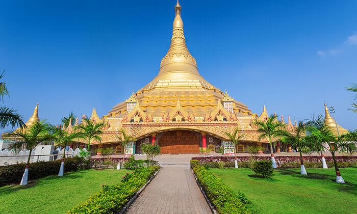 2 טיול מאורגן בהודו - 8 ימים של ארמונות, מקדשים ורכיבה על פילים