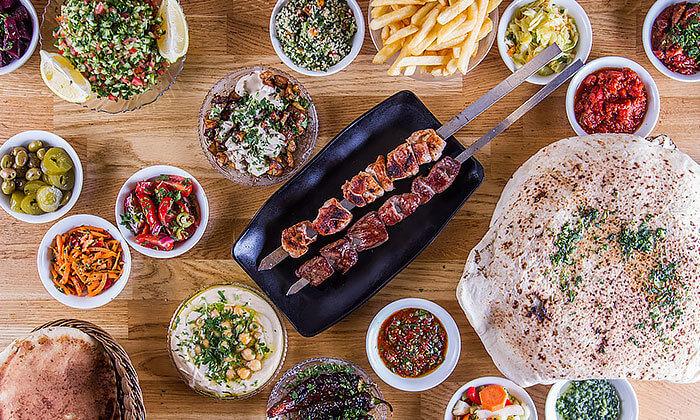 6 דיל חגיגת קיץ: ארוחה במסעדת הקצבים הכשרה בשוק מחנה יהודה, ירושלים