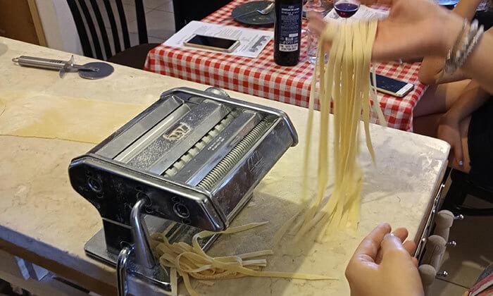 8 סדנת בישול איטלקי עם השף ג'אקומו, הוד השרון