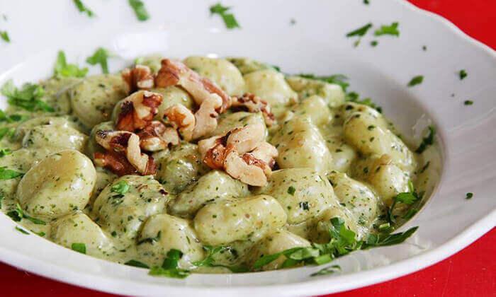 3 ארוחה זוגית איטלקית במסעדת קמפנלו בבן יהודה, תל אביב