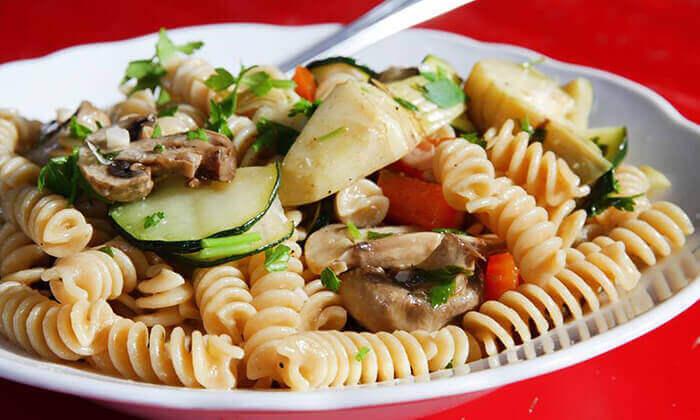 4 ארוחה זוגית איטלקית במסעדת קמפנלו בבן יהודה, תל אביב