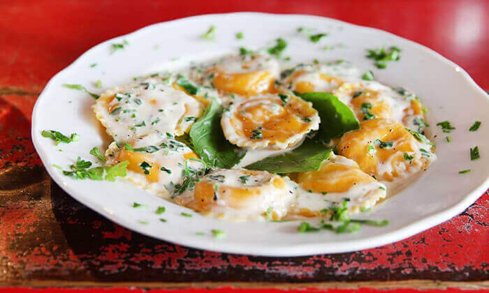 2 ארוחה זוגית איטלקית במסעדת קמפנלו בבן יהודה, תל אביב