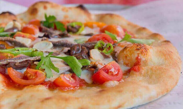 7 ארוחה זוגית איטלקית במסעדת קמפנלו בבן יהודה, תל אביב