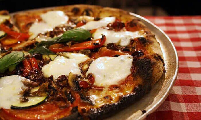 8 ארוחה זוגית איטלקית במסעדת קמפנלו בבן יהודה, תל אביב
