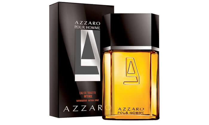 2 בושם לגבר Azzaro