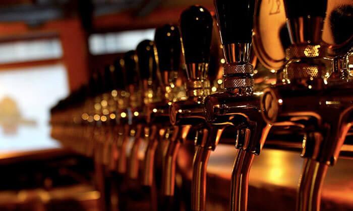 7 ארוחה זוגית ובירה ב-Beer Station, פלורנטין