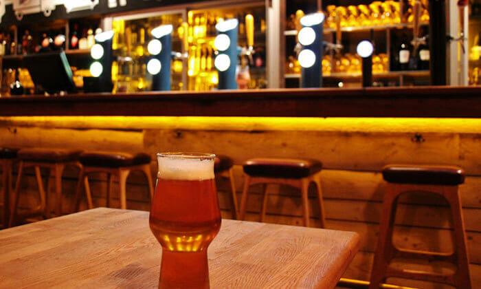 3 ארוחה זוגית ובירה ב-Beer Station, פלורנטין