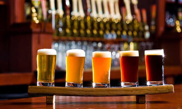 2 ארוחה זוגית ובירה ב-Beer Station, פלורנטין