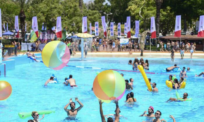 2 פארק המים שפיים - כרטיס כניסה