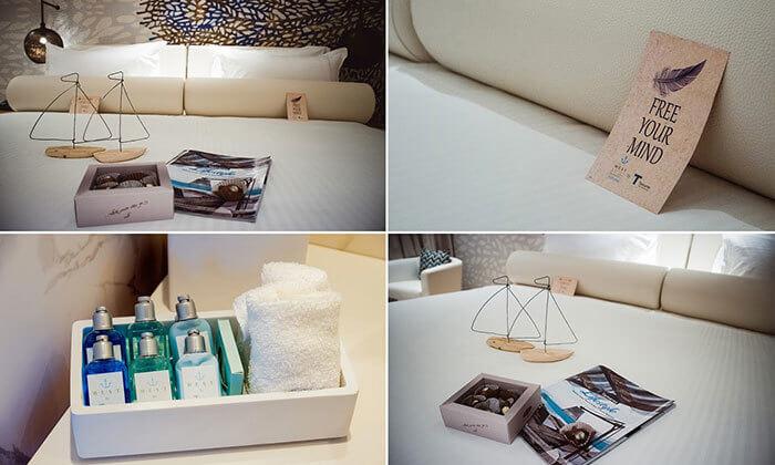 6 חבילת פינוק במלון ריזורט west&spa, נתניה