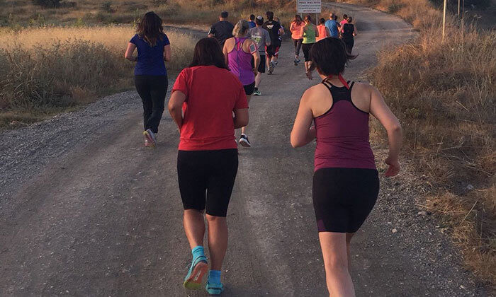 """4 אימוני ריצה קבוצתיים ב-SprinTeam, מודיעין ופ""""ת"""
