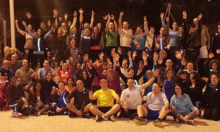 """6 אימוני ריצה קבוצתיים ב-SprinTeam, מודיעין ופ""""ת"""