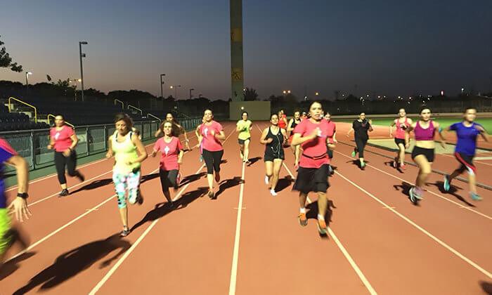 """8 אימוני ריצה קבוצתיים ב-SprinTeam, מודיעין ופ""""ת"""