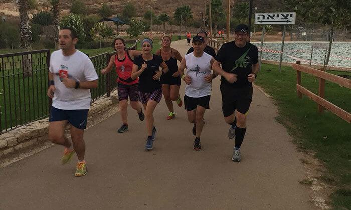 """9 אימוני ריצה קבוצתיים ב-SprinTeam, מודיעין ופ""""ת"""