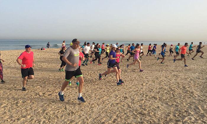 """11 אימוני ריצה קבוצתיים ב-SprinTeam, מודיעין ופ""""ת"""