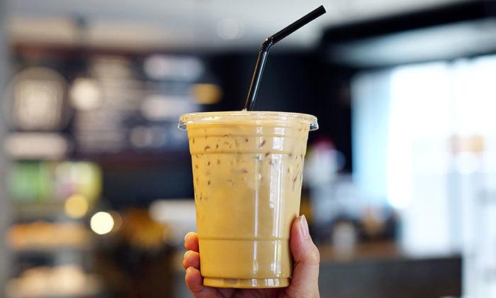 4 מילקשייק או אייס קפה בג'לאטו פקטורי, מתחם שרונה מרקט תל אביב