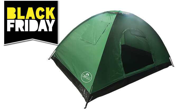 2 אוהל ל-6 אנשים CAMP&CO
