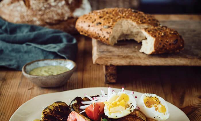 5 ארוחה זוגית בלחם ארז, רעות