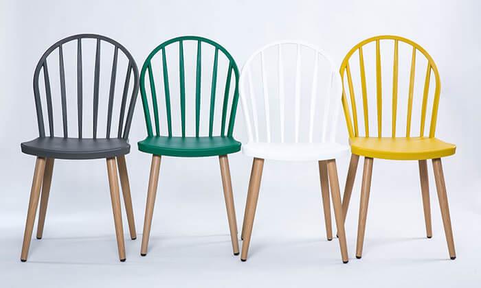 2 כיסא לפינת אוכל - משלוח חינם!
