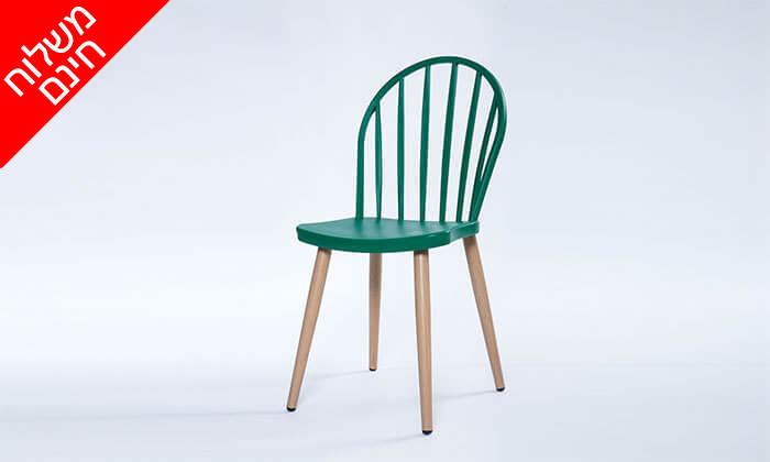 5 כיסא לפינת אוכל - משלוח חינם!