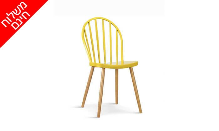 7 כיסא לפינת אוכל - משלוח חינם!